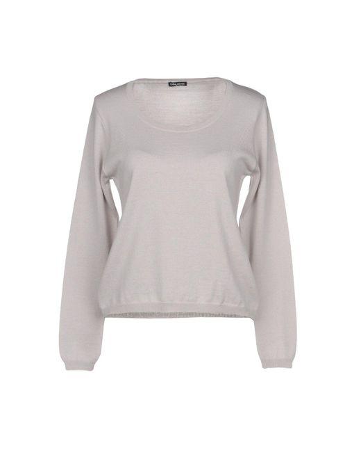 Charlott - Natural Sweater - Lyst
