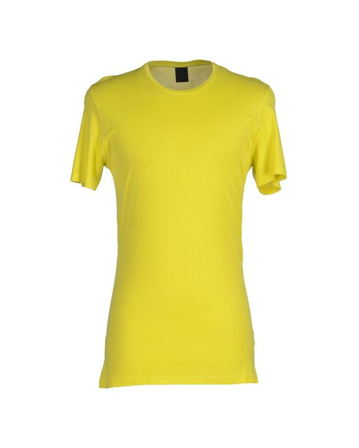 Jijil | Yellow T-shirt | Lyst