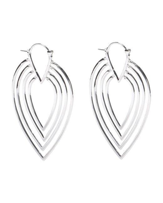 Noir Jewelry   Metallic Earrings   Lyst