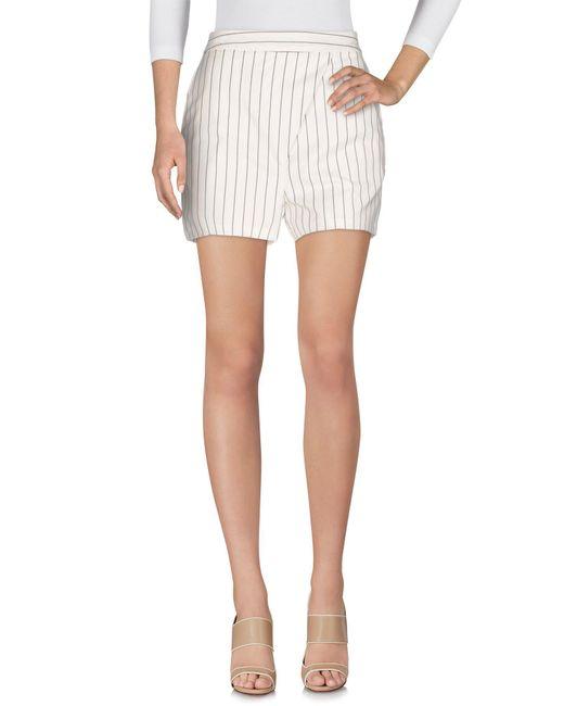 Libertine-Libertine - White Shorts - Lyst
