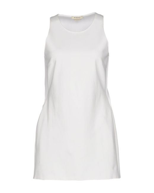 Pinko - White Top - Lyst