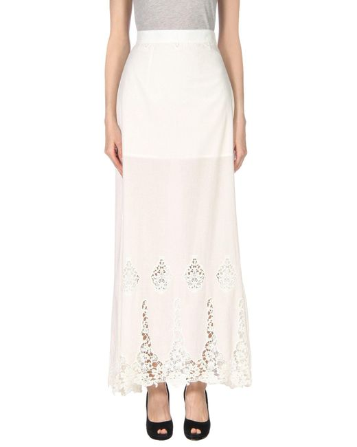 Miguelina - White Beach Dress - Lyst