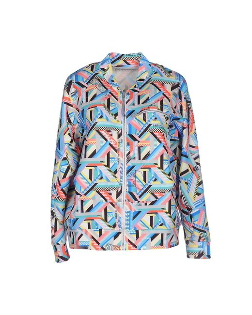 Haus By Golden Goose Deluxe Brand | Blue Jacket | Lyst