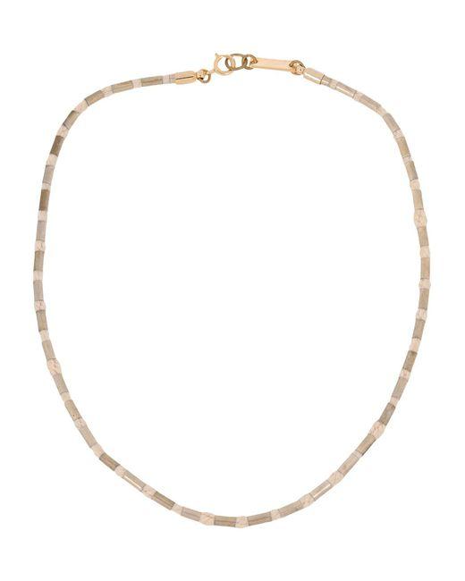 Isabel Marant - White Necklace - Lyst