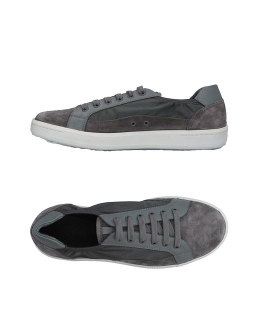 Car Shoe - Gray Low-tops & Sneakers for Men - Lyst