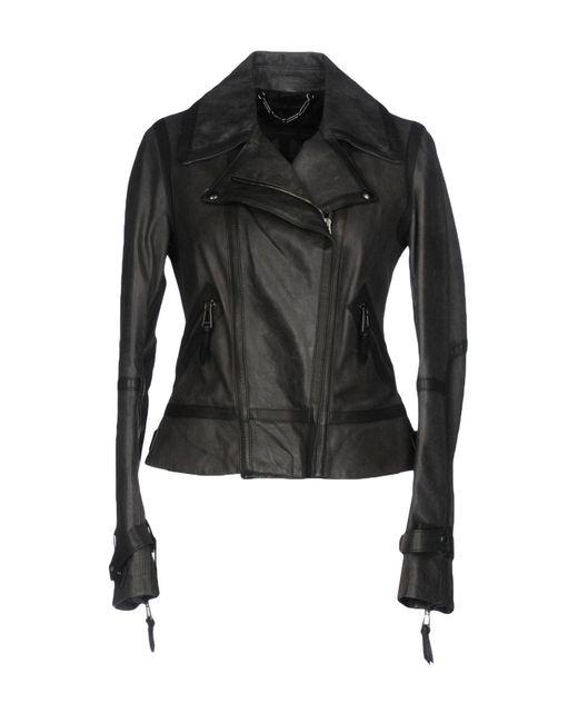 Belstaff | Black Jacket | Lyst