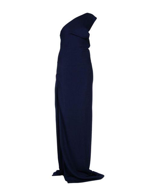 DSquared² - Blue Long Dresses - Lyst