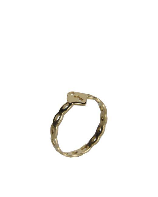 Tatty Devine | Metallic Ring | Lyst