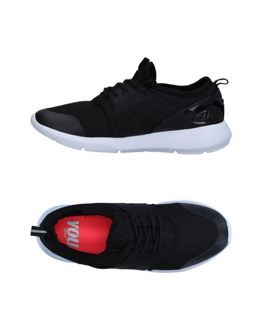 ONLY | Black Low-tops & Sneakers | Lyst