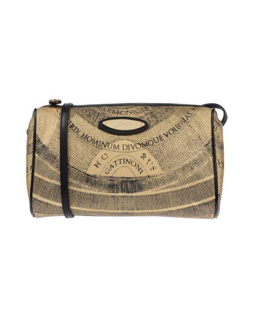 Gattinoni - Yellow Cross-body Bags - Lyst