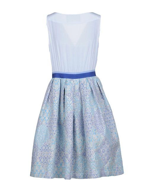 DRESSES - Knee-length dresses Christian Pellizzari W5AWk4t9M