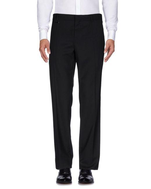 Kris Van Assche | Black Casual Pants for Men | Lyst