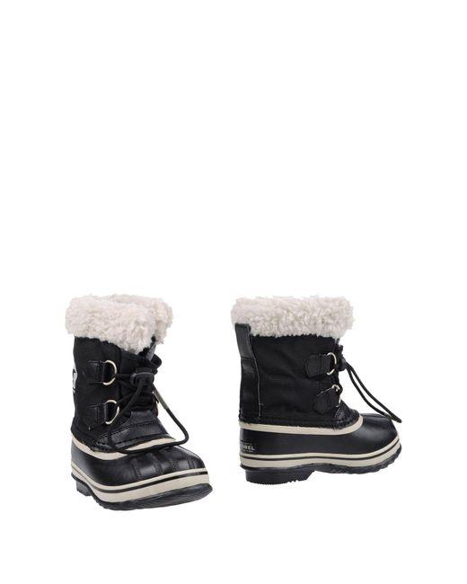 Sorel - White Boots - Lyst