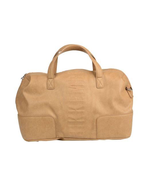 Bikkembergs - Natural Travel & Duffel Bag for Men - Lyst