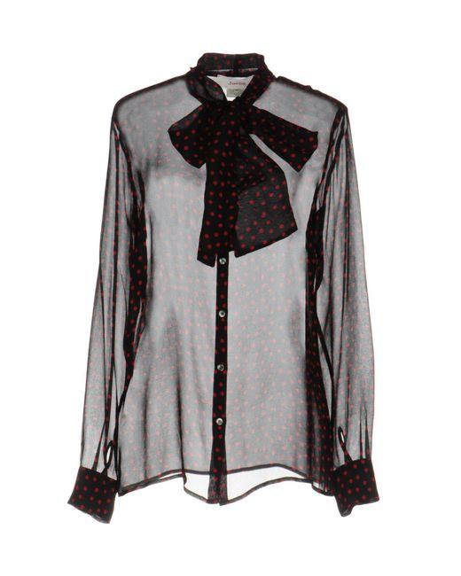 Jucca - Black Shirts - Lyst