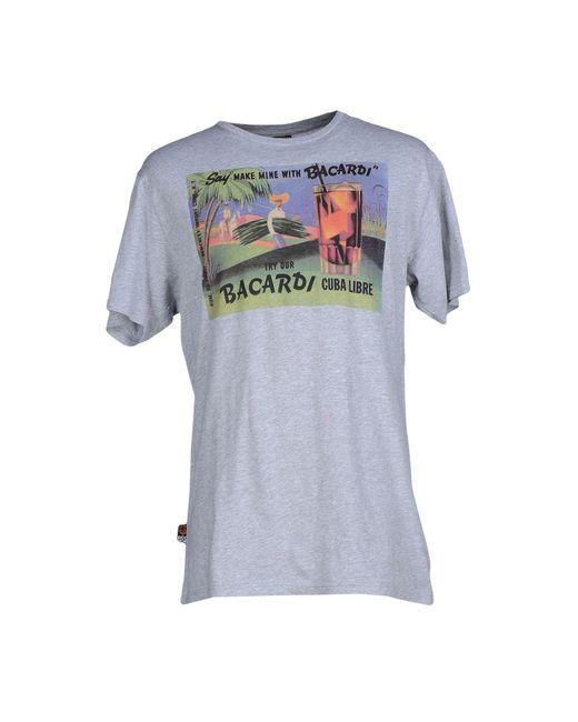 Blomor | Gray T-shirt for Men | Lyst