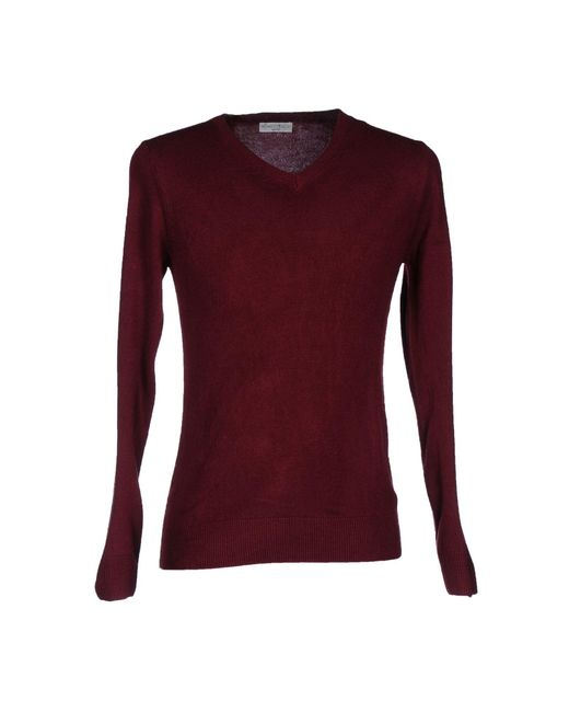 Romeo Gigli | Purple Jumper for Men | Lyst