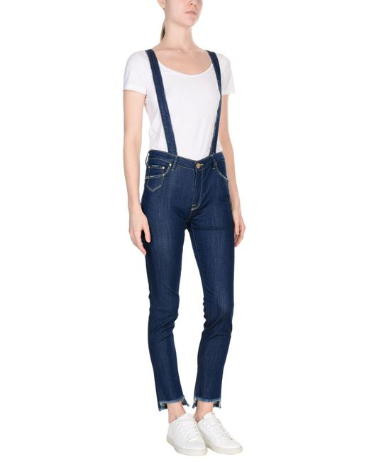 Don't Cry - Blue Denim Pants - Lyst