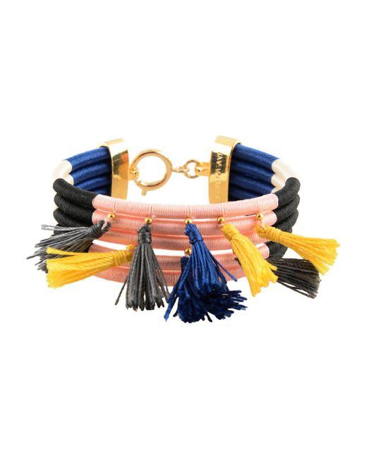 Isabel Marant - Pink Bracelets - Lyst