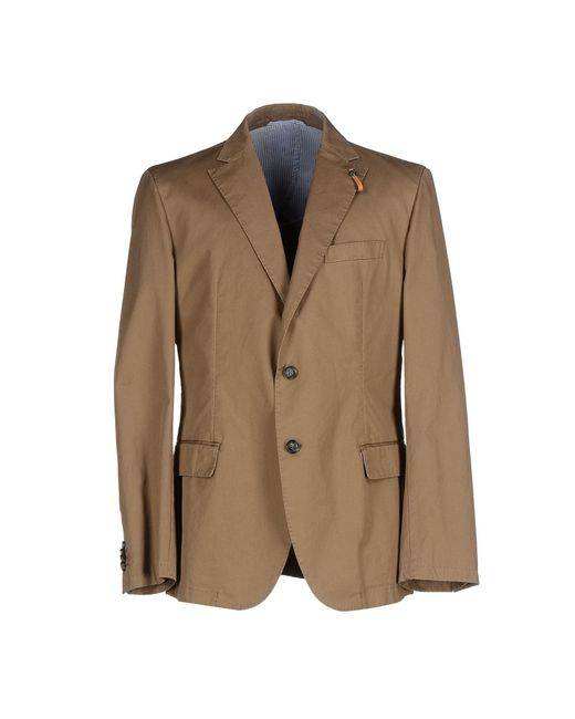 Baldessarini - Natural Blazer for Men - Lyst