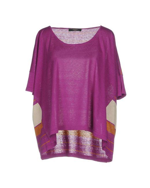 Weekend by Maxmara | Purple Sweater | Lyst