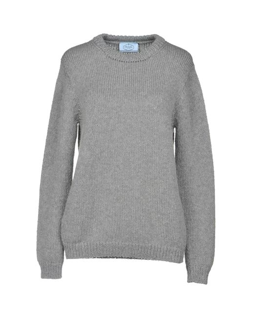 INTROPIA - Gray Sweater - Lyst