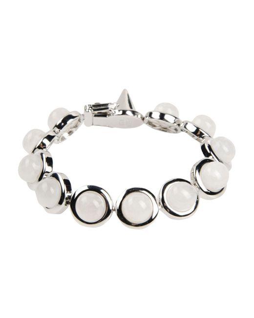 Eddie Borgo | White Bracelet | Lyst