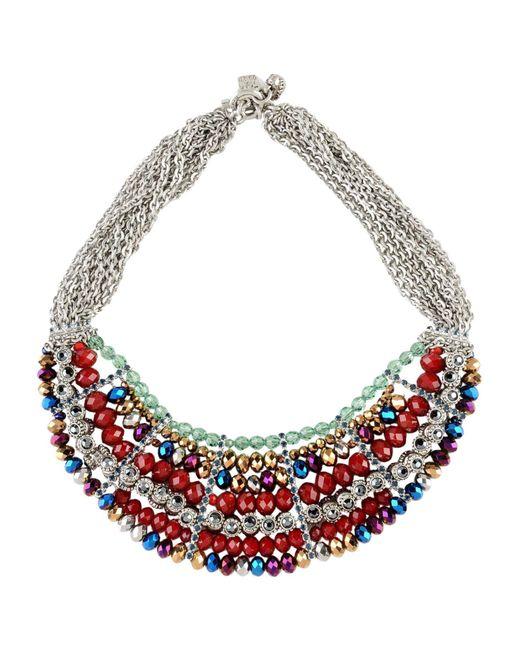Otazu | Red Necklace | Lyst