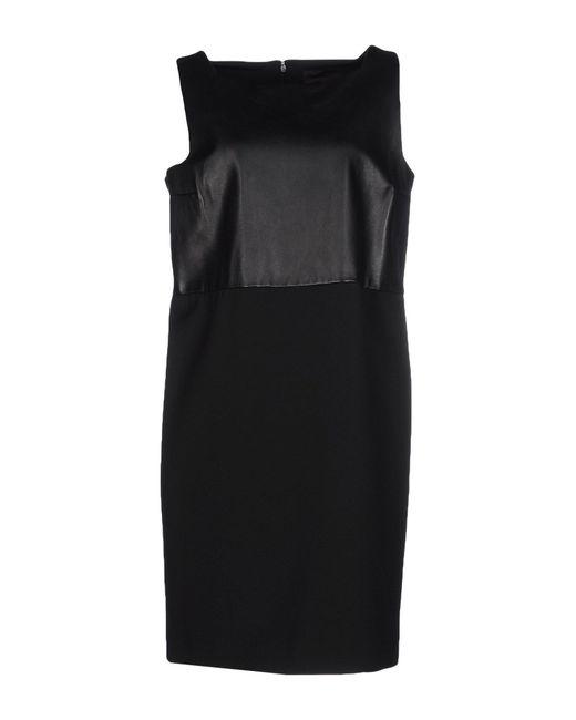 Jo No Fui | Black Short Dress | Lyst