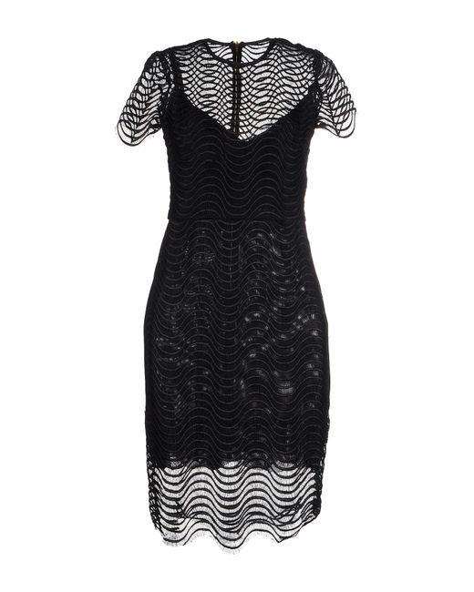 Bec & Bridge | Black Knee-length Dress | Lyst