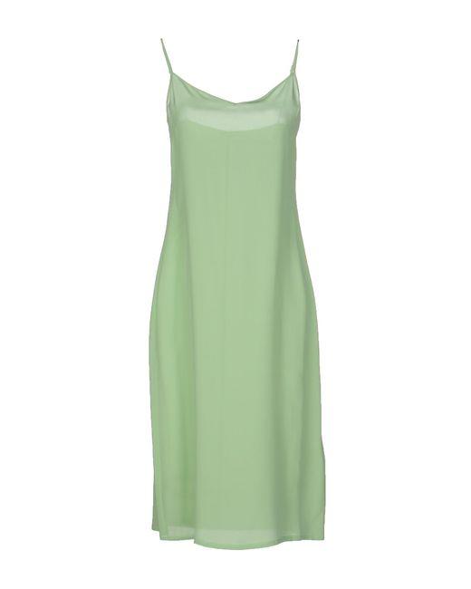 Ermanno Scervino | Green Knee-length Dress | Lyst