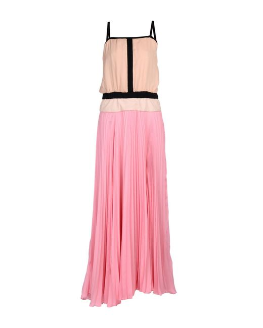 Ki6? Who Are You? | Pink Ki6? Who Are You? Long Dress | Lyst