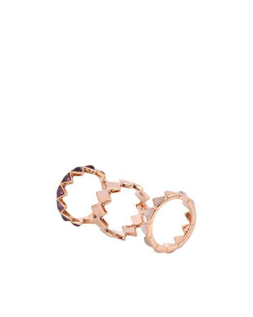 Tory Burch - Multicolor Rings - Lyst