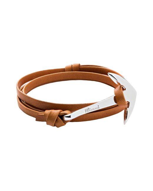 Miansai - Brown Bracelet for Men - Lyst