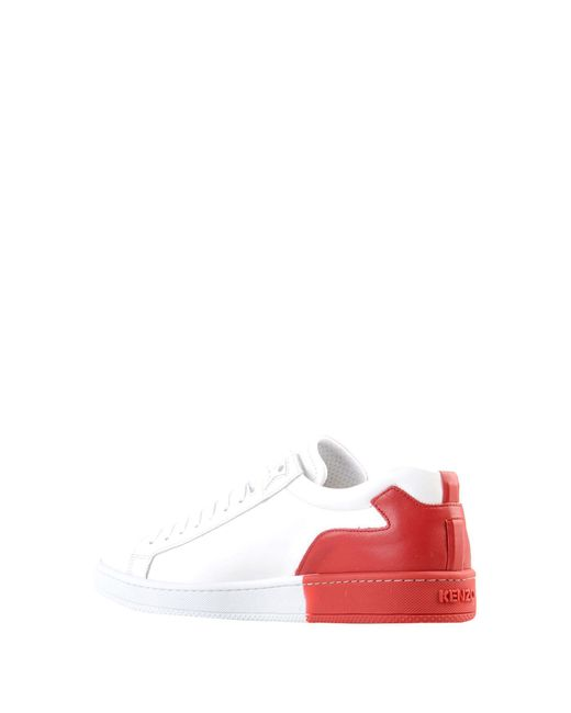 58b2e55ae ... KENZO - Red Low-tops & Sneakers for Men ...