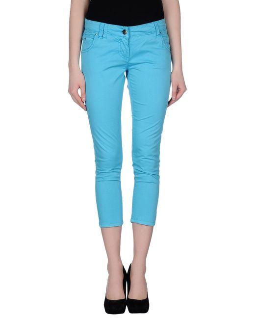 GAUDI | Blue 3/4-length Short | Lyst