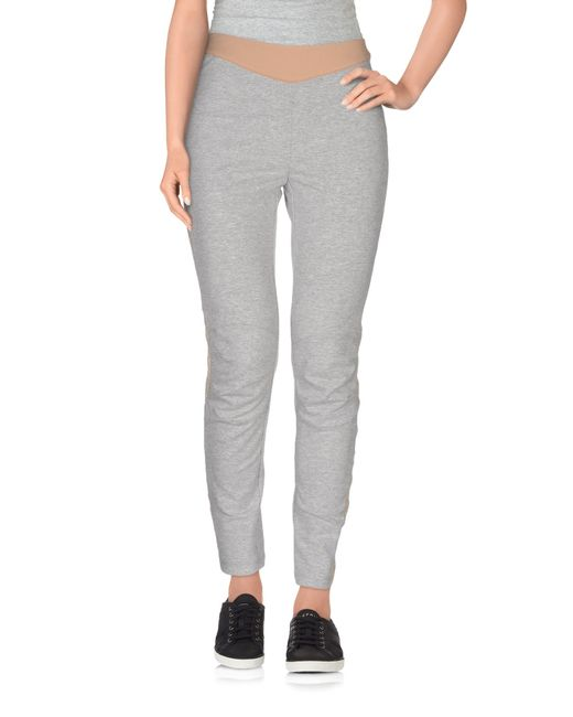 Pianurastudio | Gray Casual Trouser | Lyst