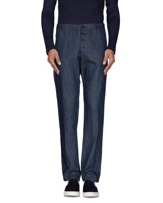 Societe Anonyme | Blue Denim Pants for Men | Lyst