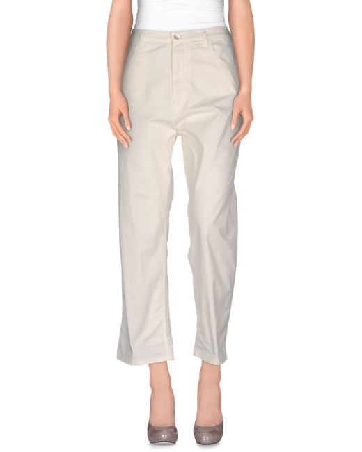 Jucca | White Casual Pants | Lyst