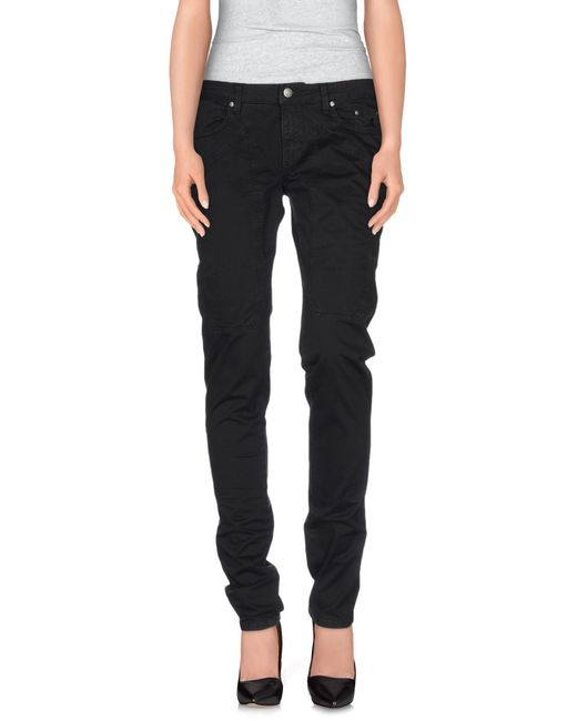 Jeckerson | Black Casual Pants | Lyst