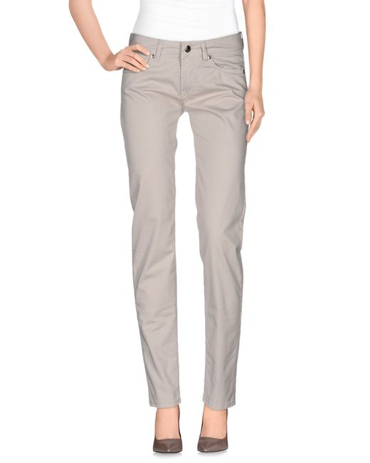 Roy Rogers | Natural Casual Pants | Lyst