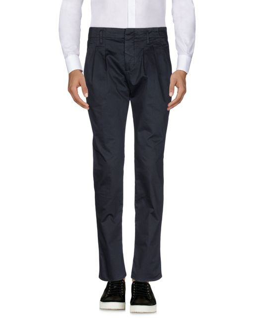 Dondup | Gray Casual Pants for Men | Lyst