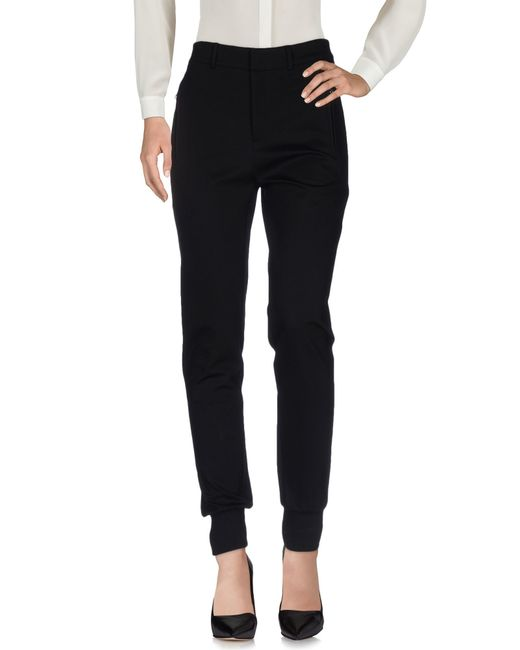McQ | Black Casual Pants | Lyst