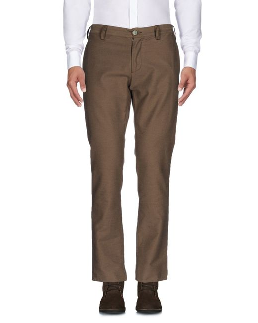 Armani Jeans Casual Trouser In Blue For Men Lyst