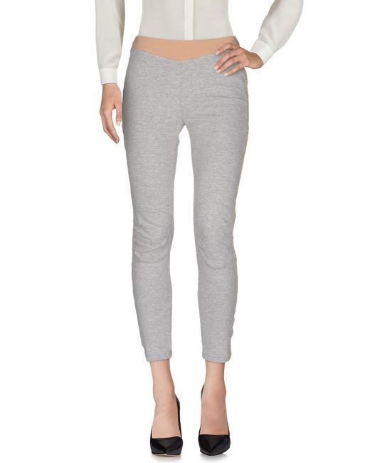 Pianurastudio | Gray Casual Pants | Lyst
