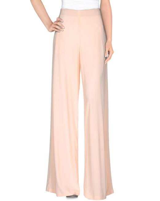 Jucca | Pink Casual Trouser | Lyst