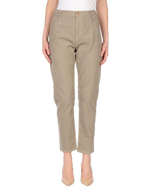 Étoile Isabel Marant | Natural Casual Trouser | Lyst