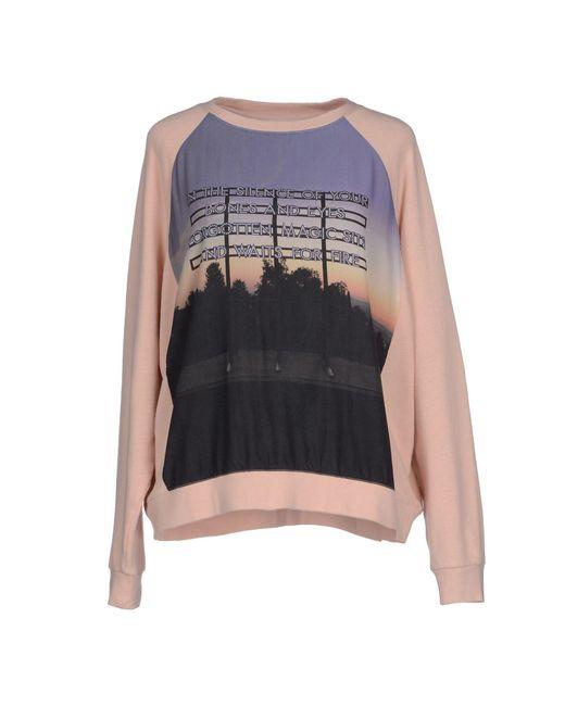 Each x Other - Pink Sweatshirt - Lyst