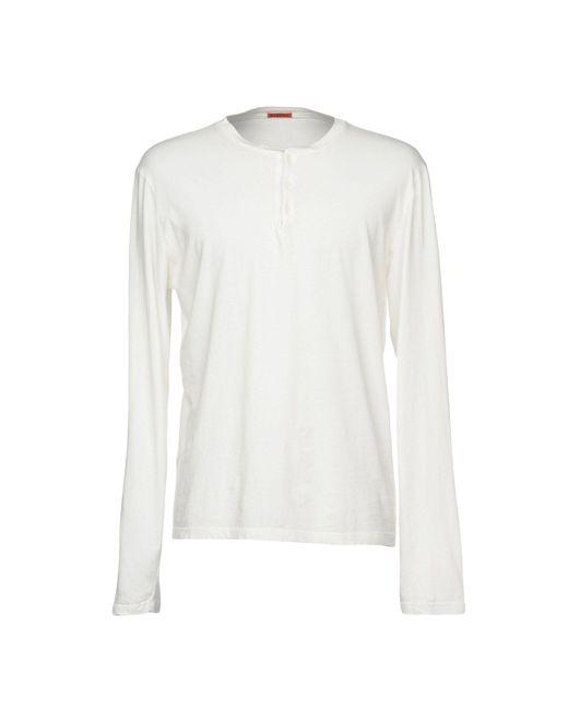 Barena - White T-shirt for Men - Lyst