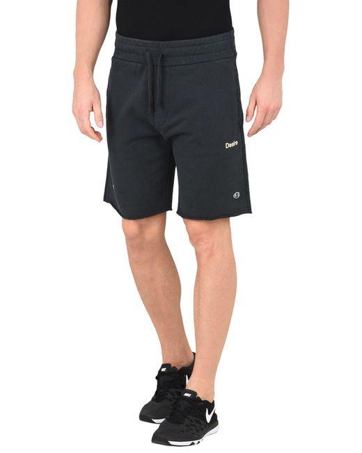 Champion - Gray Bermuda Shorts for Men - Lyst